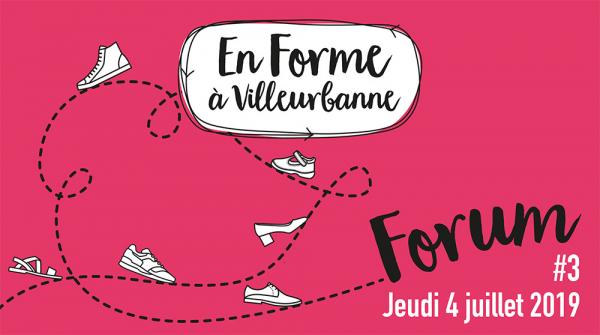 Forum en forme Villeurbanne 2019