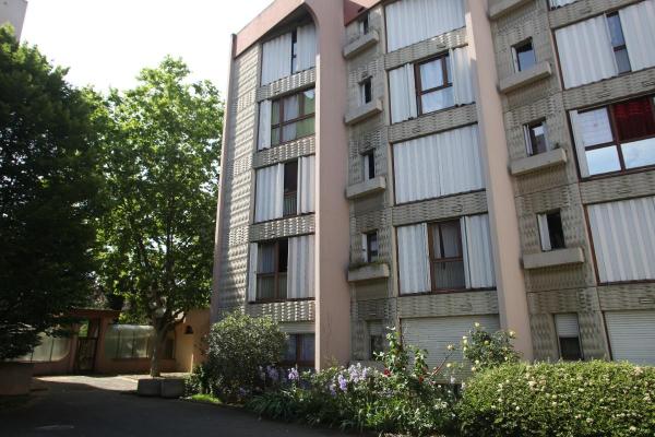 La résidence Max-Dormoy