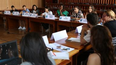 Conseil Villeurbannais de la Jeunesse